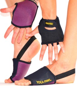 Reviewing Yoga-Paws: Sticky Mat Gloves Bring Yoga or Pilates Practice To Your Fingertips