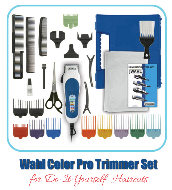 Do it yourself haircuts a review of wahl color pro trimmers solutioingenieria Choice Image