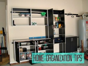 Home Organization Tips - Organize Your Home Easily