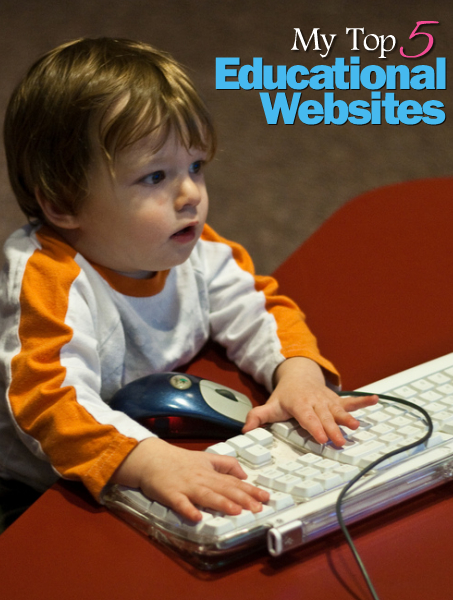 Free Preschool Activity and Educational Websites