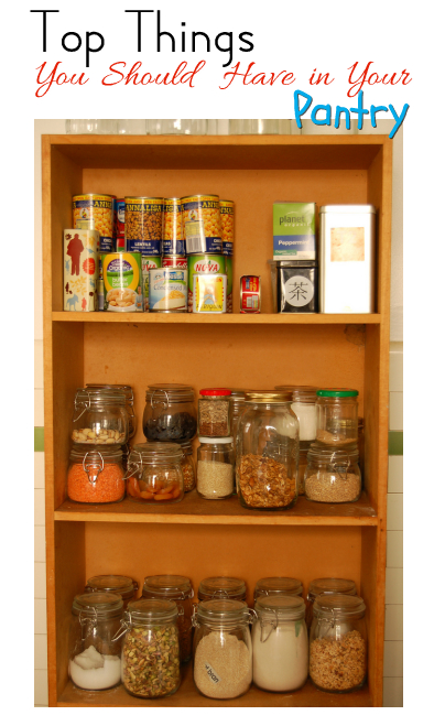 The Homesteader's Pantry