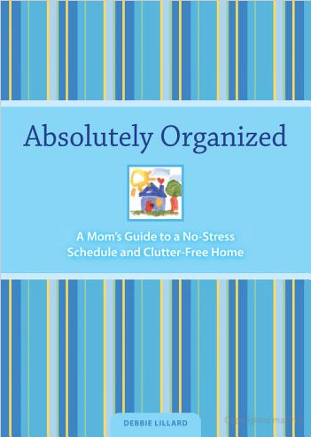 Absolutely Organized A Mom's Guide to a No-Stress Schedule and Clutter-Free Home