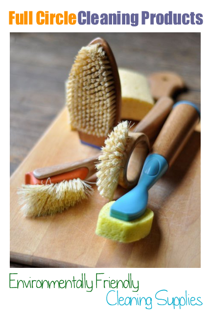 Full Circle Home's Environmentally Friendly Cleaning Supplies