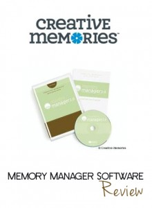 Memory Manager Software by Creative Memories