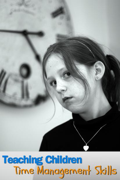 Teaching Children Time Managment Skills
