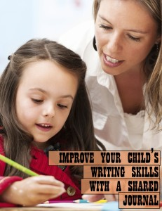 Improve Your Child's Writing Skills With a Shared Journal