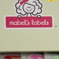 Mabel's Labels Custom Bin Labels