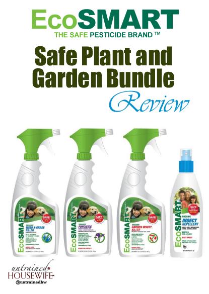 Eco Smart Safe Plant and Garden Bundle Review