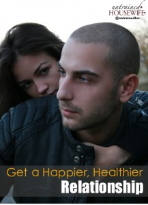 Get a Happier Healthier Relationship