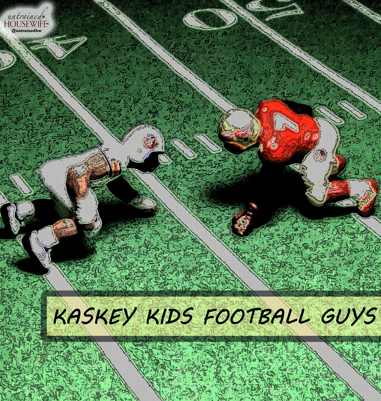 Football Players Toys For Toddlers : Review of kaskey kids football guys