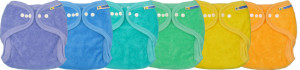 Mother-ease Bamboo Cloth Diapers: Care & Use Video