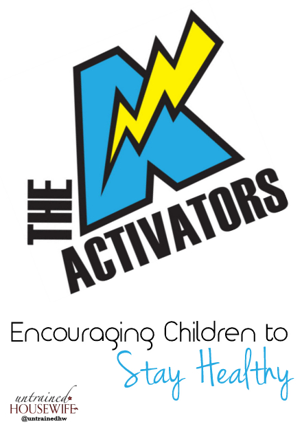 The Activators - Encouraging Children to Stay Healthy