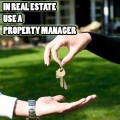 Use a Property Manager