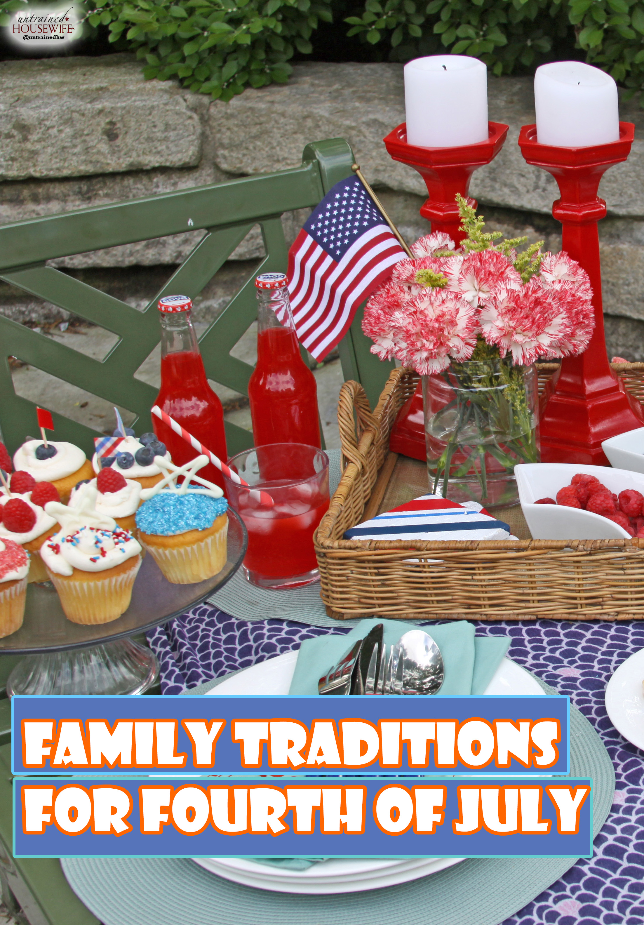 Family Traditions for Fourth of July