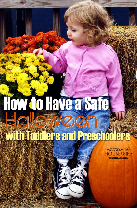 How to Have a Safe Halloween