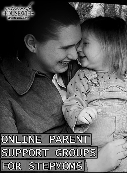 Online Parent Support Groups For Stepmoms