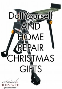 Top Picks for DIY and Home Repair Christmas Gifts