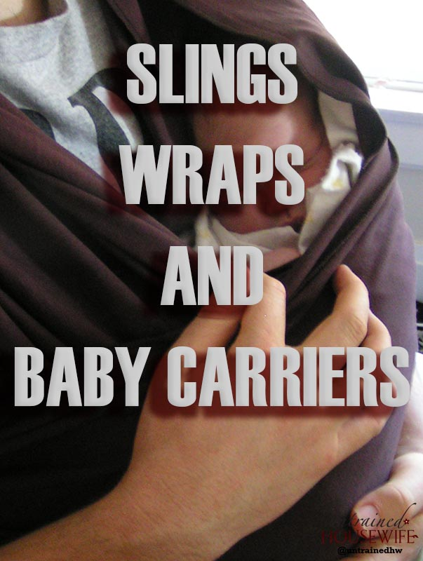 Free Online Sewing Tutorials for Slings, Wraps and Baby Carriers