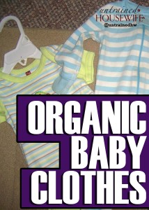 Why Buy Natural and Eco Clothes for Babies