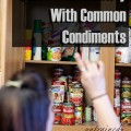 Stock Your Pantry With Common Condiments