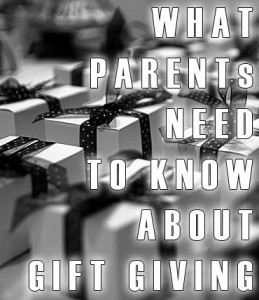 What Every Step Parent Needs To Know About Gift Giving