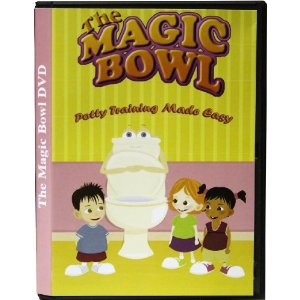 Potty Training Your Toddler Made Easy and Fun with The Magic Bowl DVD – A Review