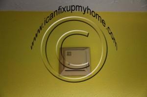 Test a smoke detector