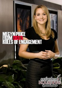 Interview with Megyn Price from CBS's Rules of Engagement
