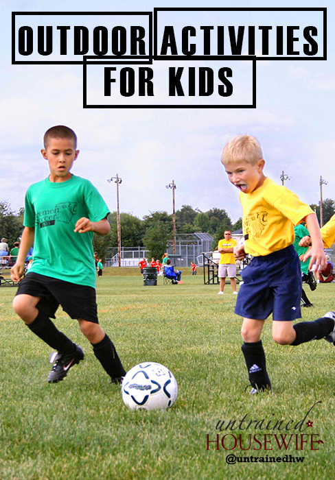 Outdoor activities for kids 5 fun energy boosting for Energy games for kids