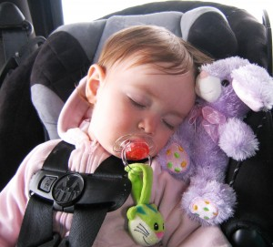 How to Survive Long Drives with Toddlers