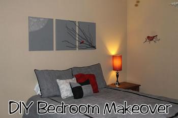 My Diy Bedroom Makeover