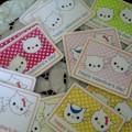 Kids Valentine Mini Cards