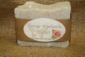 Review of Vintage Handmade Soaps