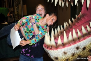 Discover the Dinosaurs Exhibit for The Dino Lover in Your Family
