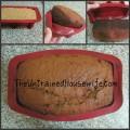 Silicone bread pan