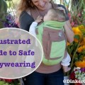 How to wear your baby safely