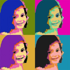 How to Warholize Your Child's Photo