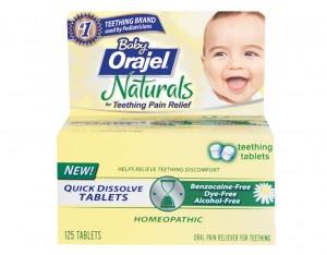 Baby Orajel Tablets