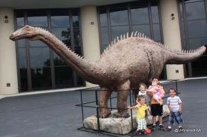 Visiting the Creation Museum With a Family