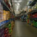 Pet Food Aisle