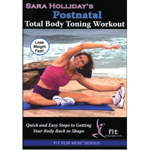 Fit by Sara Postpartum Total Body Toning Review: One Day Workout