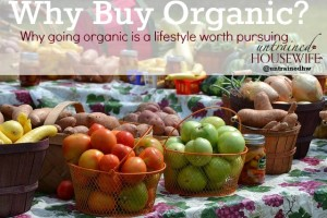Why Should I Buy Organic?