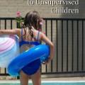 Dangers to unsupervised children