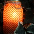 Glass Jar Luminary