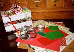 DIY Gift Tag Ornaments