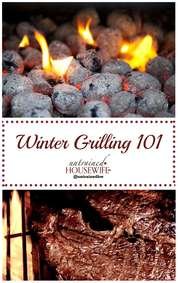 Winter Grilling 101