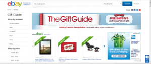 Make Christmas Shopping Easy with the eBay Holiday Gift Guide