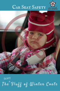 Winter Coat Car Seat Safety Tips