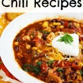 15 Must Try Chili Recipe