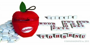 appleletters word game for gifts